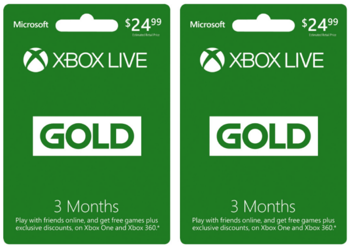 Xbox codes 2018 september 2018 coupons how to redeem xbox one codes and gift cards windows centralbest xbox gift card codes no survey for you cke gift cards9 months of xbox live gold fandeluxe Images