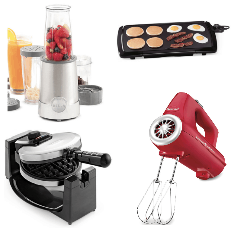 Macy S Small Kitchen Appliances Only 9 99 After Rebate