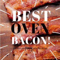 How to Cook Bacon in the Oven (AWESOME Time Saver!)