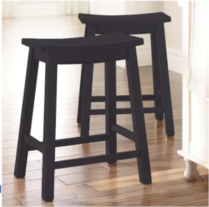 Swell Kohls Saddle Seat Counter Stools Only 26 Shipped Ibusinesslaw Wood Chair Design Ideas Ibusinesslaworg