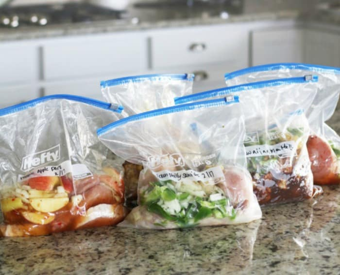 Free Freezer Meals