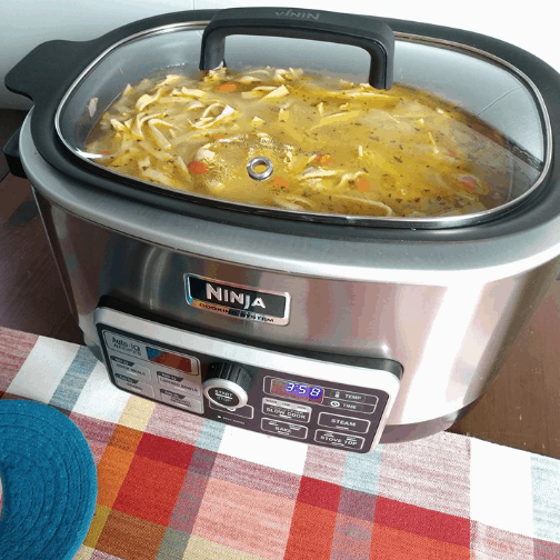 Ninja Slow Cooker 4-in-1