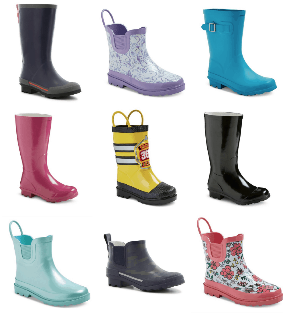 Target | Up to 50% Off Kids Rain Boots