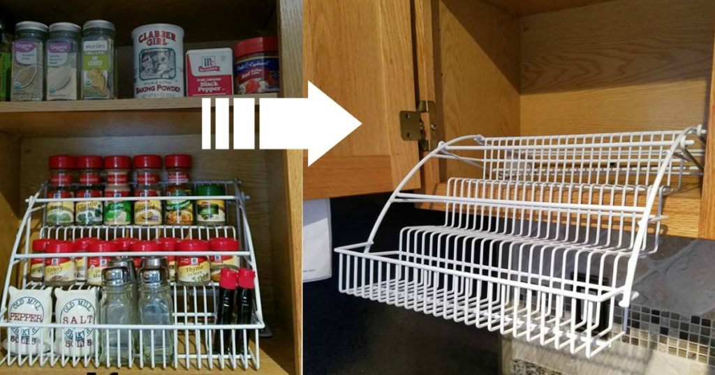 Rubbermaid Pull Down Spice Rack Lowest Price Reader Favorite