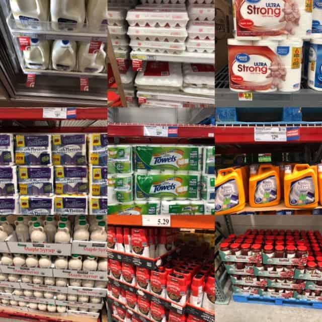 Costco Stock Quote: The Ultimate Aldi, Costco, Sam's, Target & Walmart Price