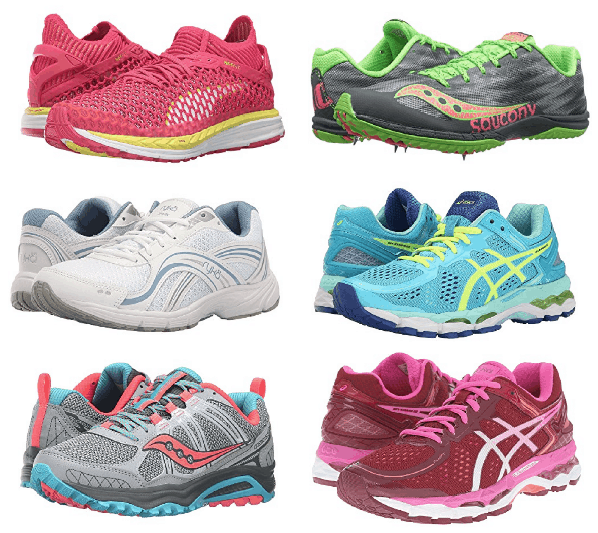 Right now on 6PM.com you can get select athletic shoes for up to 70% off!  That s a HUGE discount! Plus – as always f2021a508464