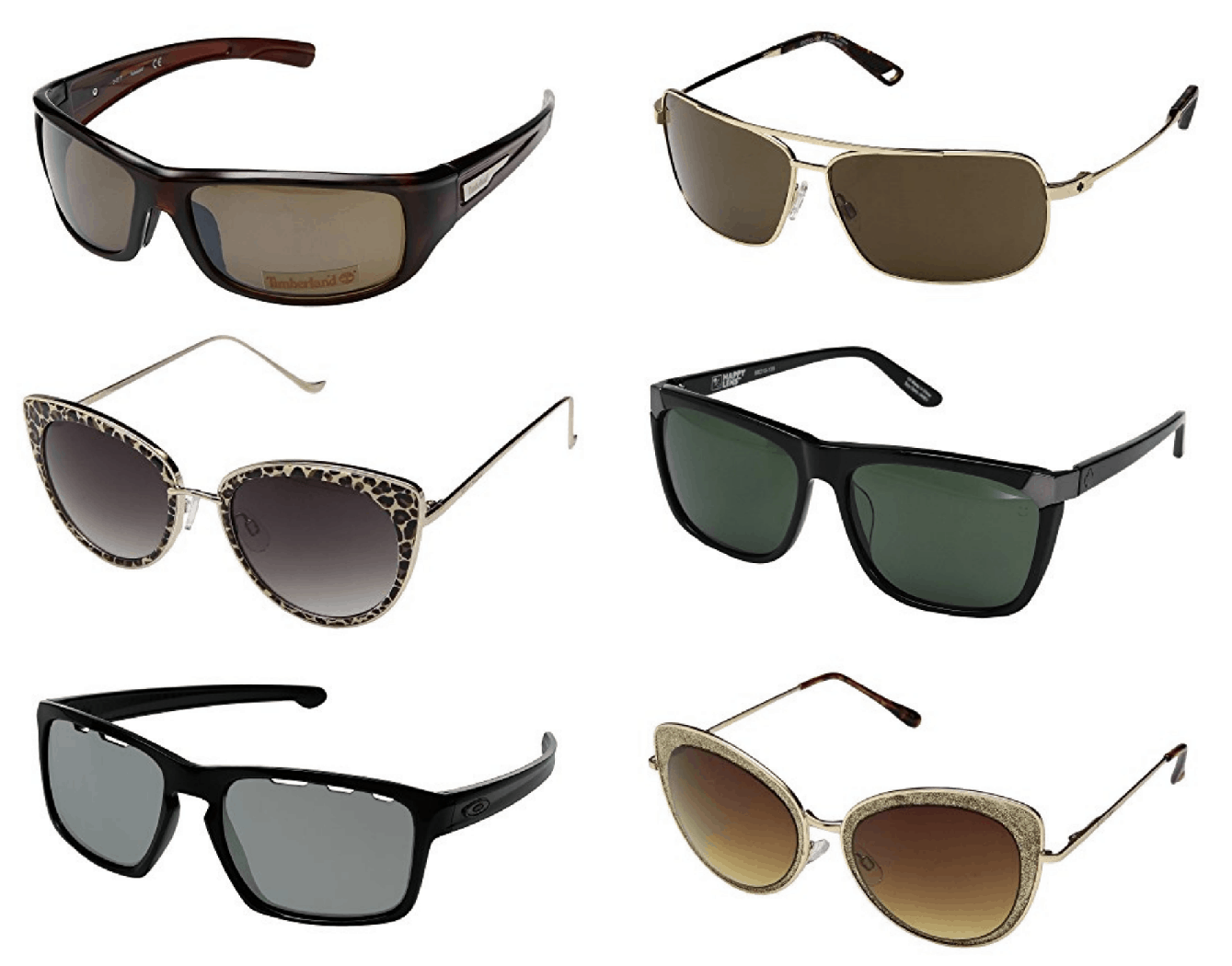 7c4c90fbb8c4 6PM | Up to 70% Off Sunglasses (Oakley, Under Armour, Michael Kors, and  More)