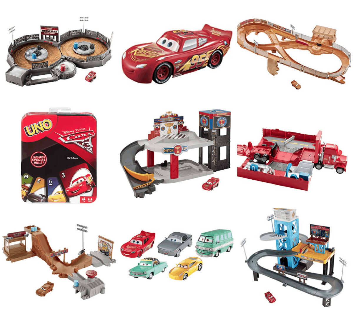 Up To 59 Off Select Disney Pixar Cars 3 Toys Today Only