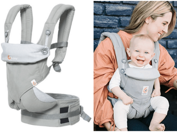 d7812da00de 50% Off Ergobaby All-Position Carrier at Zulily!