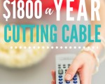 How to Cut Cable and Save $1800 a Year (And STILL Watch Sports & News!)