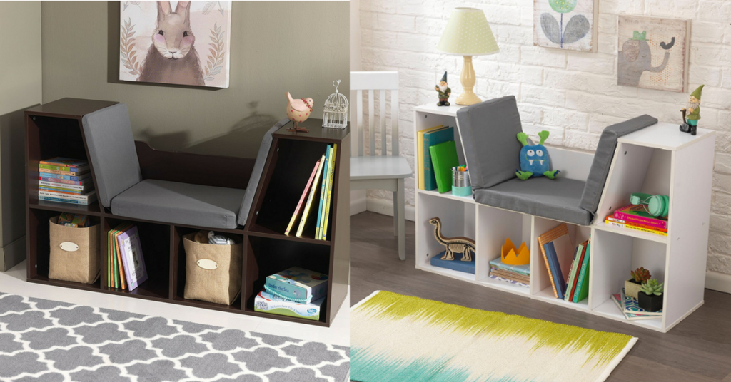 Right Now At Amazon You Can Snag This KidKraft Bookcase With Reading Nook For Only 7718 FREE Shipping Or Pick It Up In The Espresso