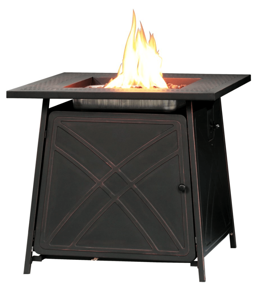 Bali outdoors propane gas fire pit 98 lowest price for Amazon prime fire pit