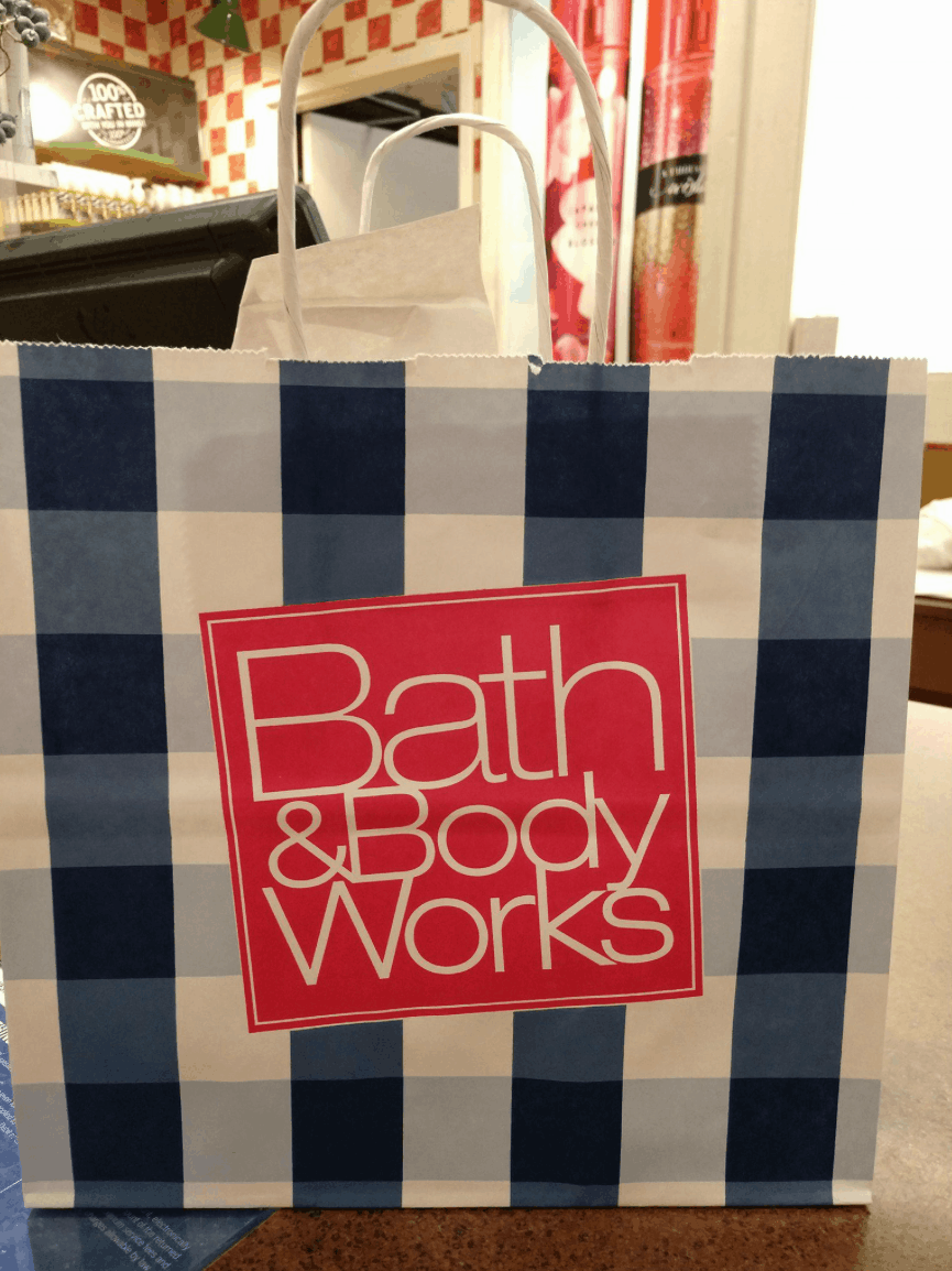 Bath And Body Works Candles Only 8
