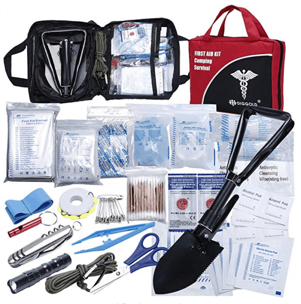 First Aid Camping Kit - Under $20! (Reg $50)