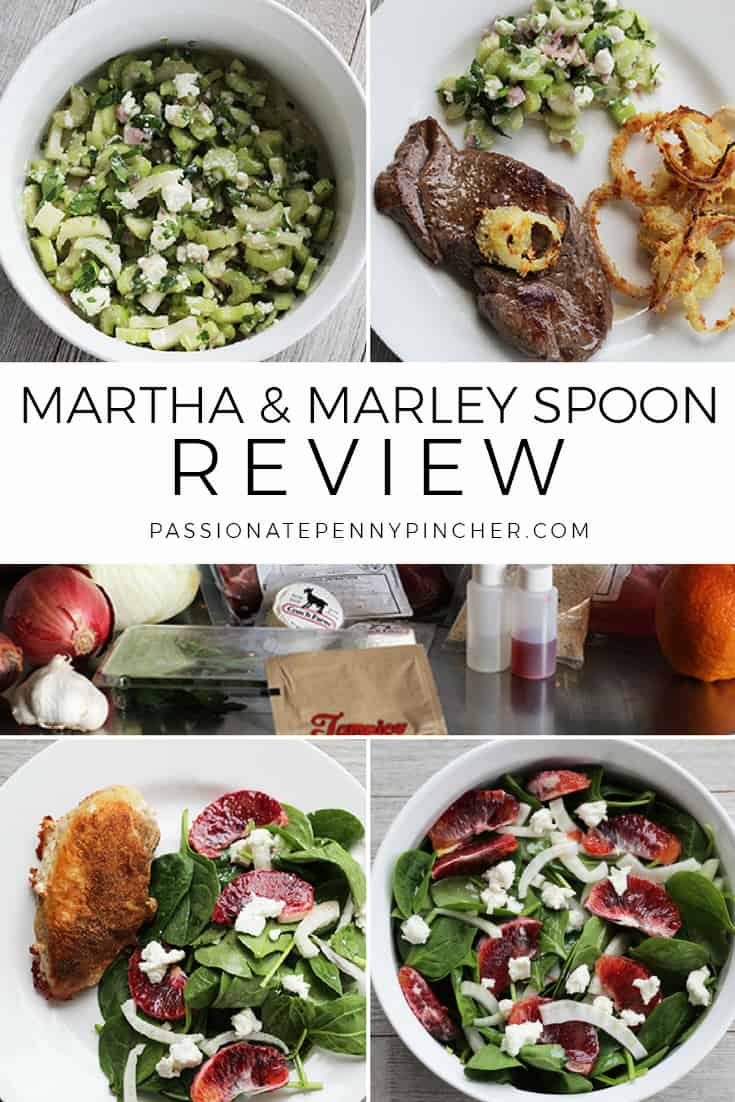 Have you been wanting to try Martha & Marley Spoon but you weren't sure if you'd like it? Find out what the Passionate Penny PIncher Team thinks about this meal delivery box!!