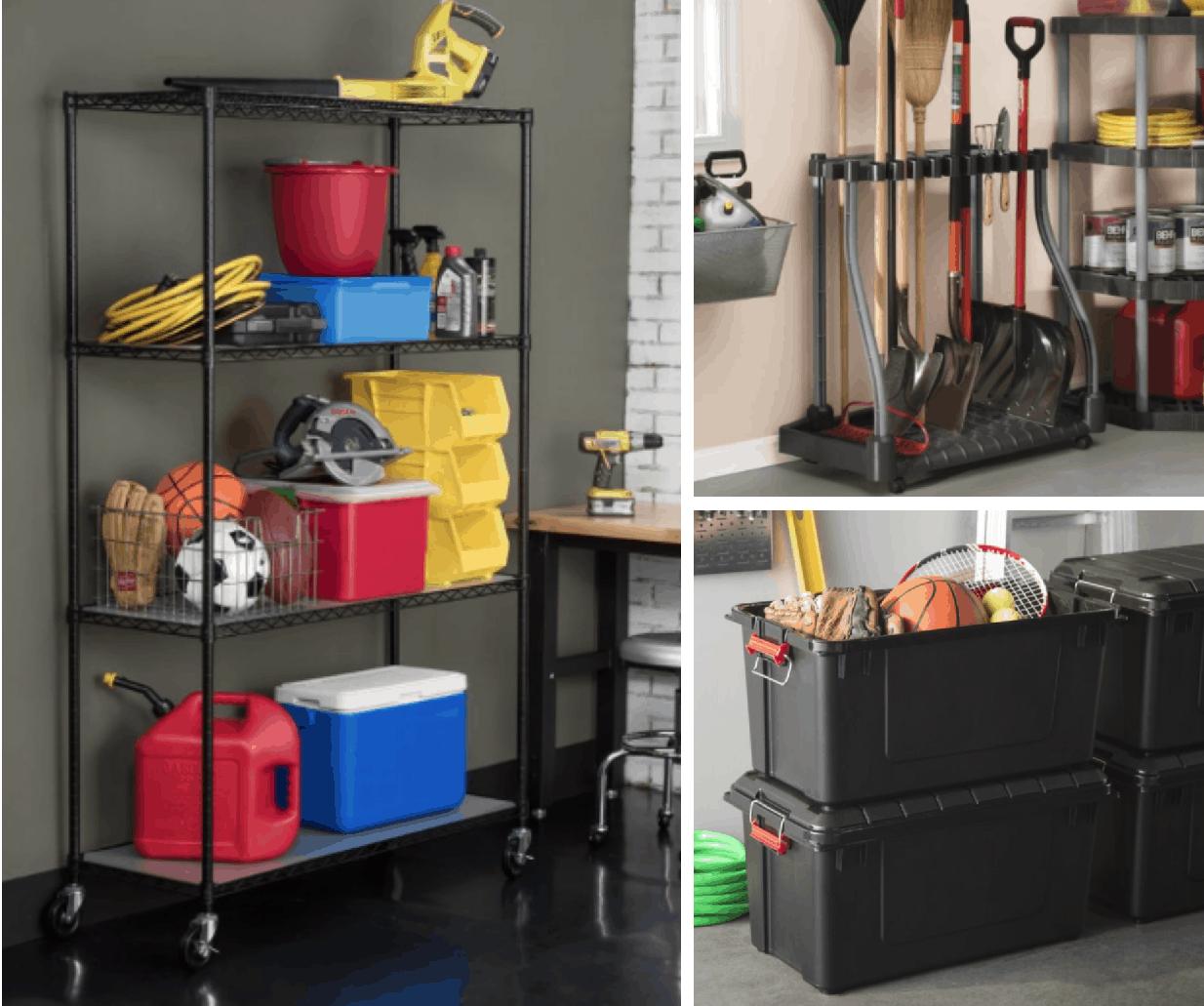 Garage Storage Items Up to 70% Off at Wayfair!