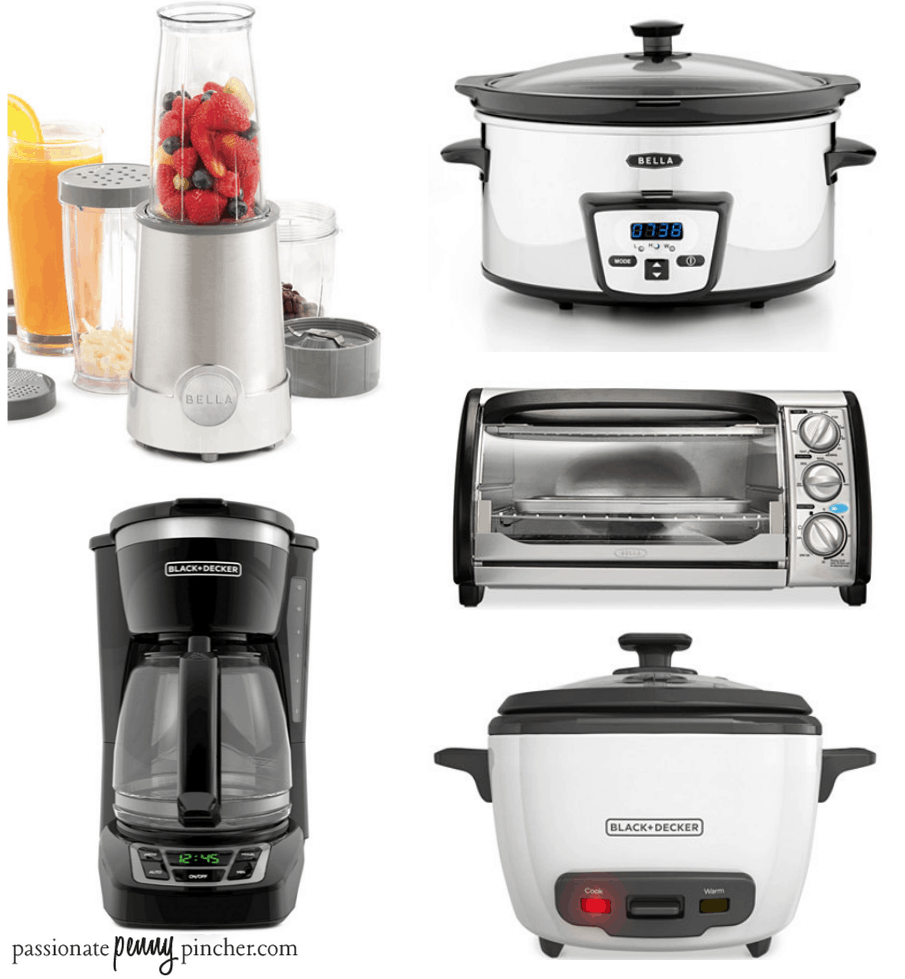 Macy\'s: Select Kitchen Appliances ONLY $8.99 (Reg $45!) | Passionate ...