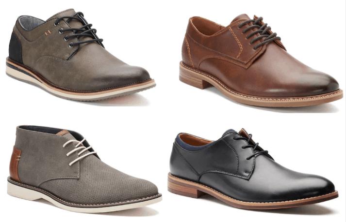Kohls com mens shoes