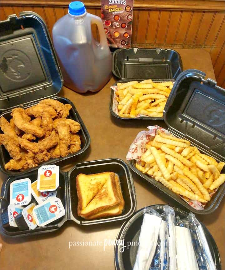 picture relating to Zaxby's Coupons Printable referred to as Zaxbys Mystery Menu Hacks