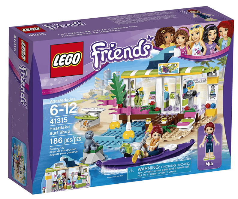 20 Off Select Lego Friends Sets