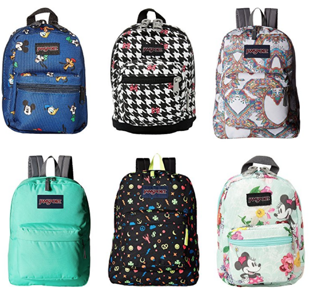 Up to 63% Off JanSport Backpacks!