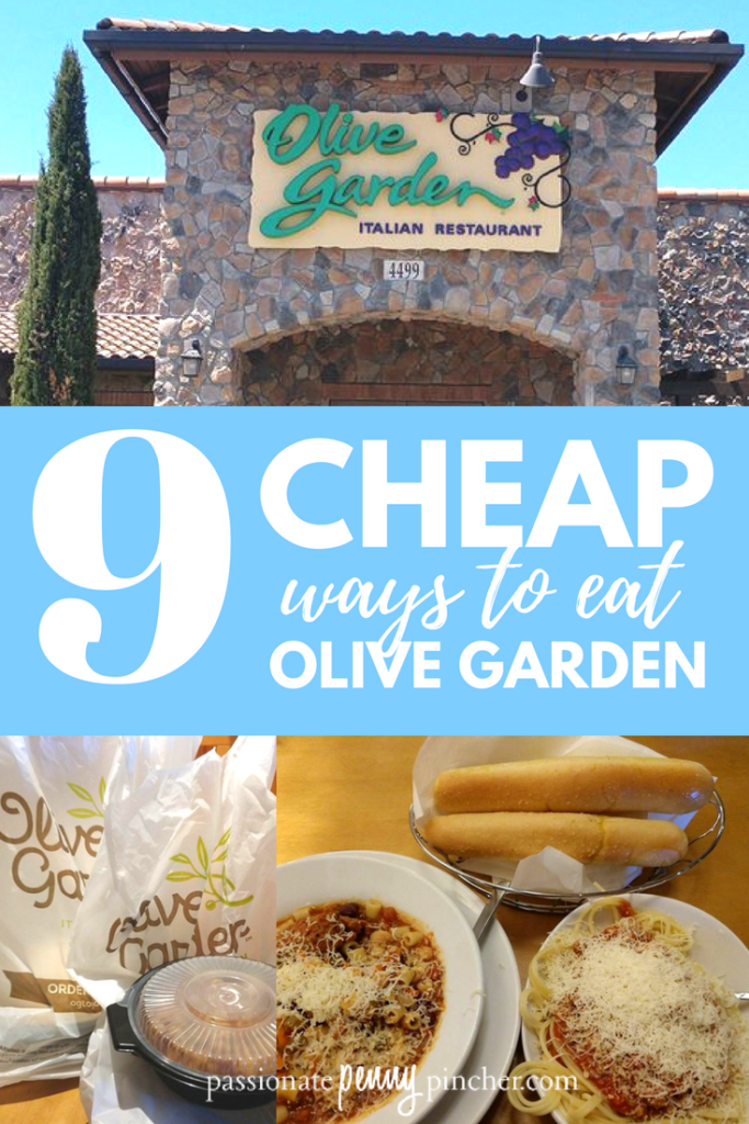 Olive Garden $5 Take Home Entrees are BACK! (+ 8 More Ways