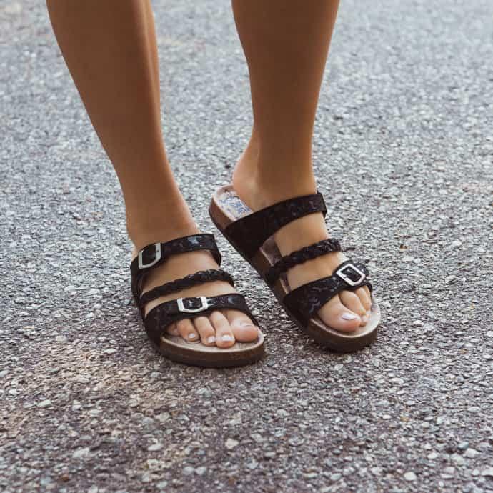 983668dbf1 Muk Luks Women's Sandals|Free Shipping