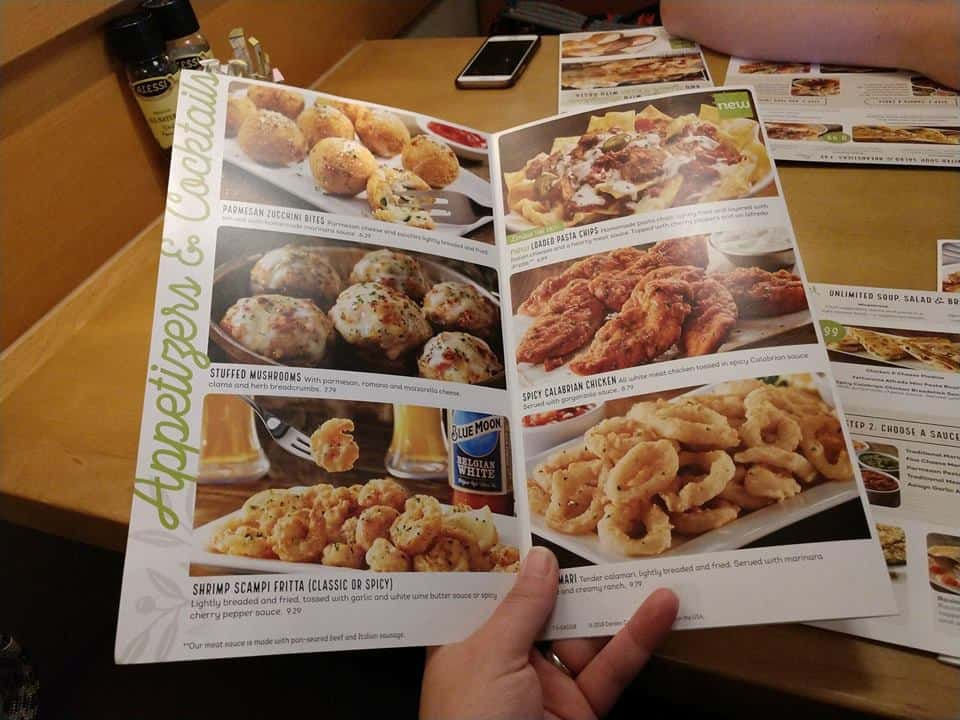 Olive Garden 5 Take Home Entrees Are Back 8 More Ways To Save
