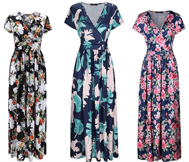 Flattering Summer Dress with Pockets under $23 (Plus-Size too!)