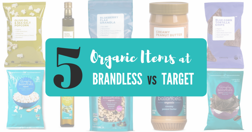 Here are our recommendations for the best things to buy at brandless - with Target house brand comparisons to help you know if brandless is worth it.