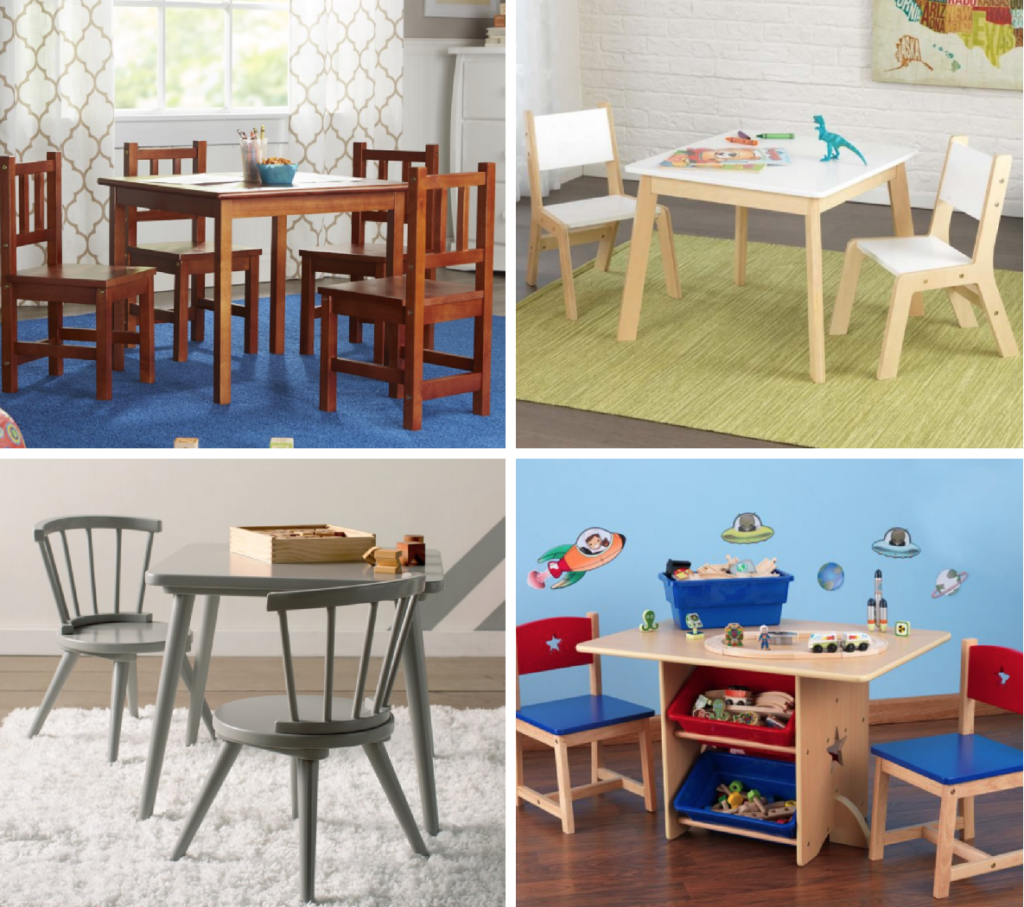 Wayfair Up To Off Kids Table And Chair Sets Passionate - Wayfair kids table and chairs