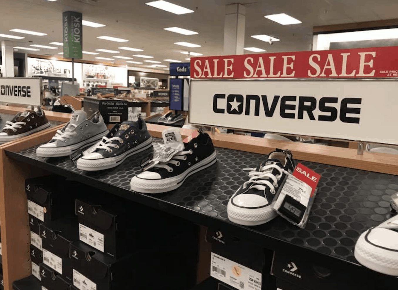 Converse Chuck Taylor s ONLY  27 Shipped! (Use Your Kohl s Cash ... 18c72a67f
