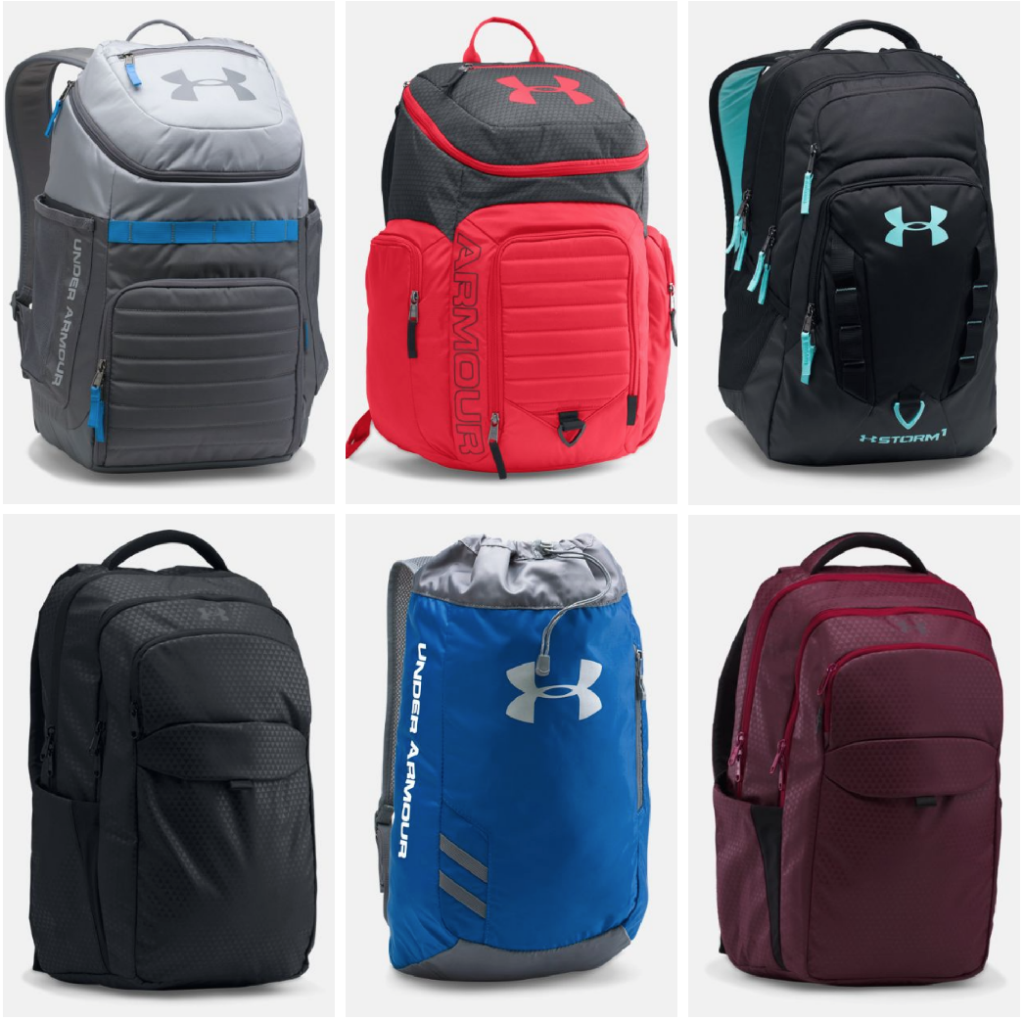 UnderArmour.com has several Under Armour Bags   Backpacks marked down right  now, plus use the code UASPRING20 to get 20% off! Shipping adds  4.99, so  the ... 39d029a9c1