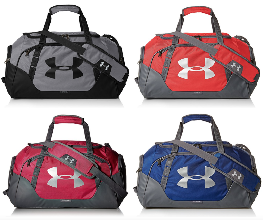 Get the Under Armour Undeniable 3.0 Duffle Bag (x-small) for  24.49, or  Large for as low as  32.99! a9dd57c458