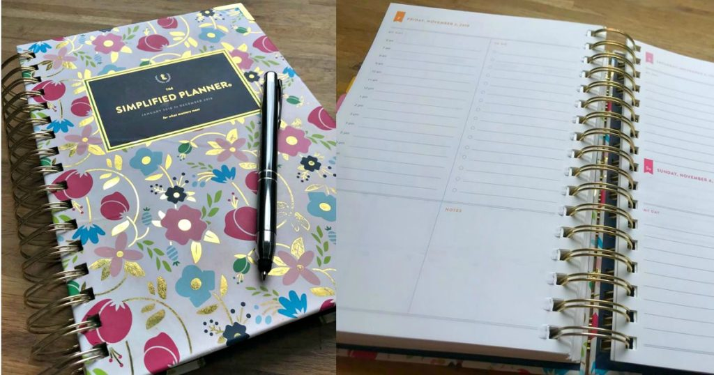 photo relating to Emily Ley Planners identify Emily Ley Simplified Planners Inside Inventory At present!