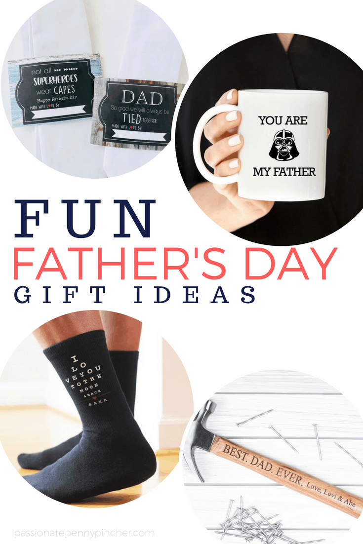 Looking for FUN ideas for Dad this year? We've got you covered! Check out these great ideas for Father's Day!!