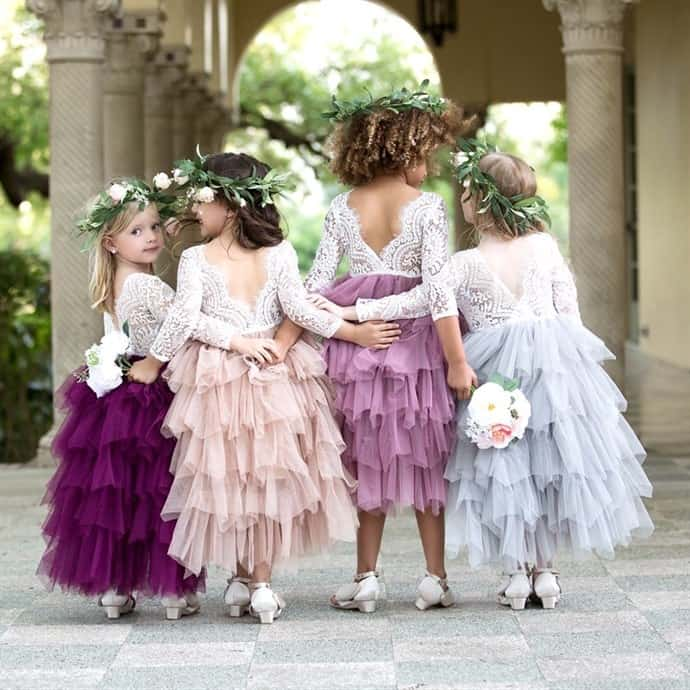 0c6214bd095 Girls Lace   Tulle Dresses (So Darling!)