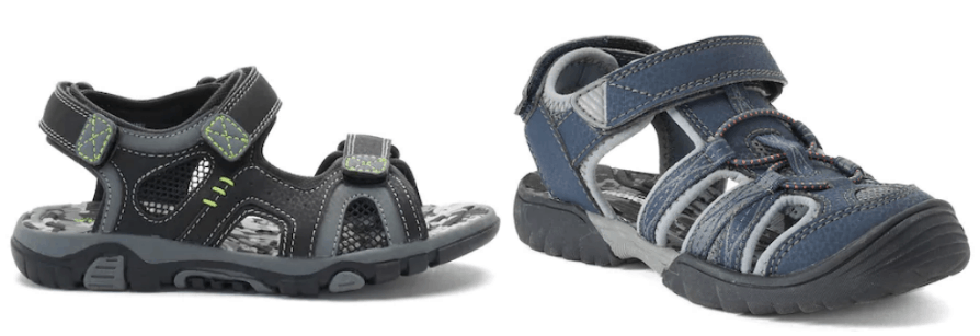 580f4a3f5a80c or SONOMA Wander Boys Sandals –  24.99 (Reg  39.99) Add something small to  hit  25 (For instance