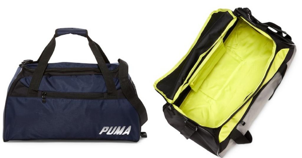 PUMA Gym Bag only  10.97!  ead46f31c80de