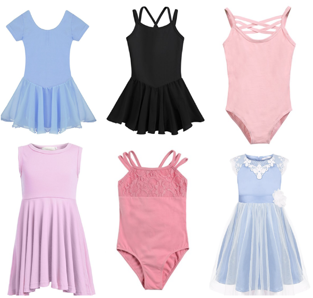 ef4416444620 Up to 25% on Arshiner Girl s Dancewear and Clothing - Today Only!