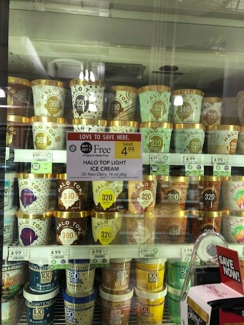 image about Halo Top Printable Coupon named Halo Ultimate Ice Product $.49?