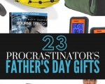 Procrastinator's Father's Day Gift Guide - 22 Last Minute Father's Day Gift Ideas!