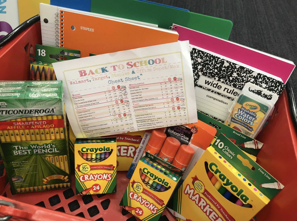 074d42ac0187 ... YOUR FREE BACK TO SCHOOL CHEAT SHEET HERE ~ we just updated it with all  of these deals!