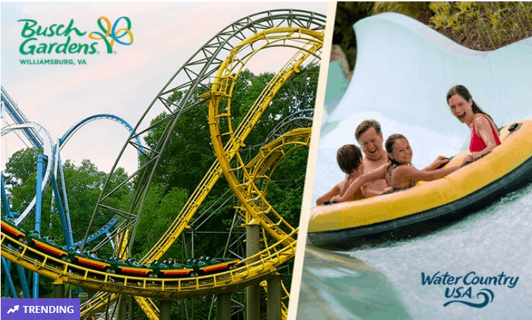 Busch Gardens Groupon Passionate Penny Pincher
