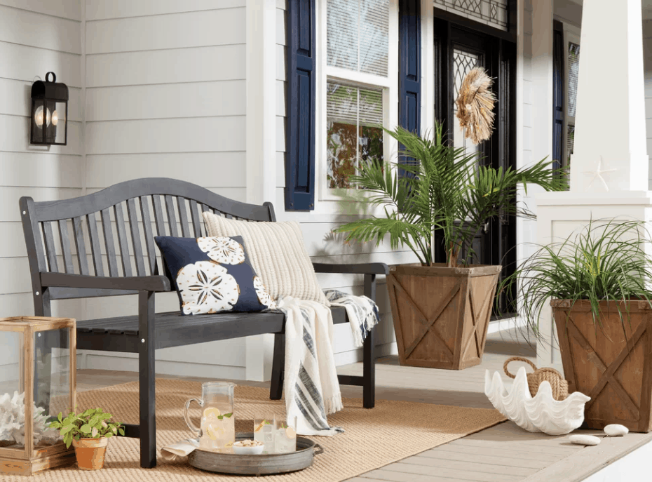 Orris Sand Indoor Outdoor Area Rug Only 49 99 Shipped