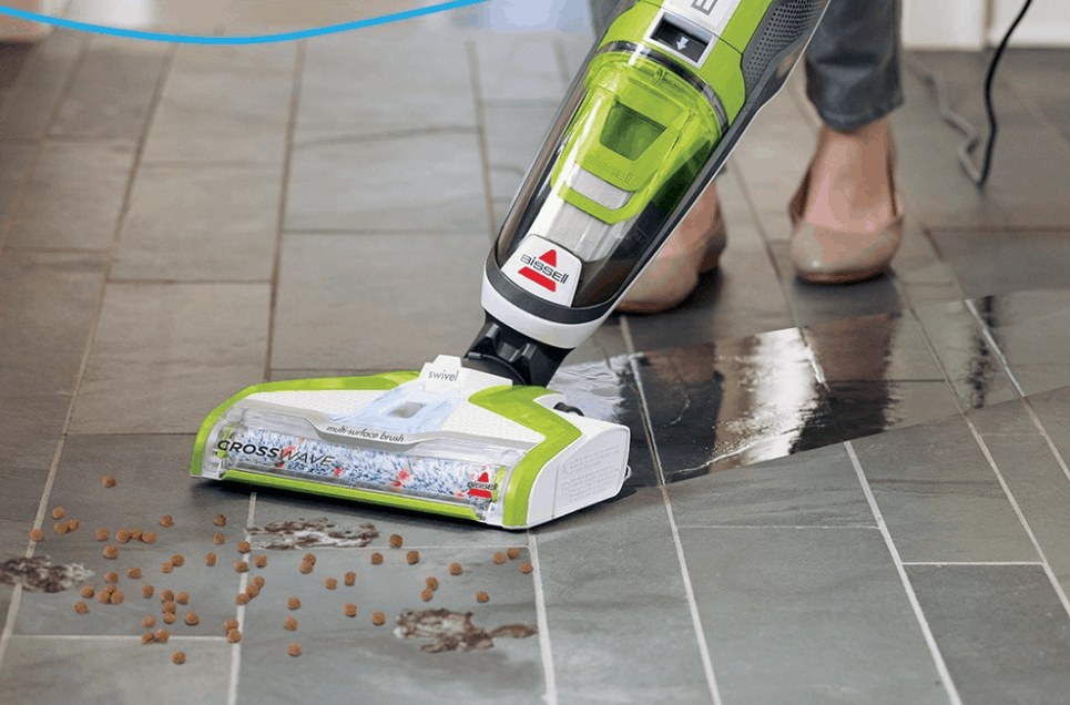 Prime Day Deal Bissell Crosswave Floor And Carpet Cleaner With Wet
