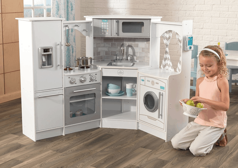 Prime Day Deal Kidkraft Play Kitchens