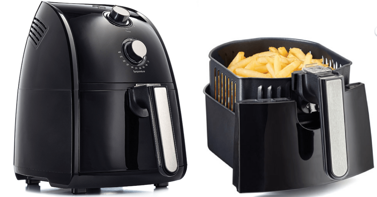 Jcpenney Cooks 2 5l Air Fryer Only 22 Reg 100
