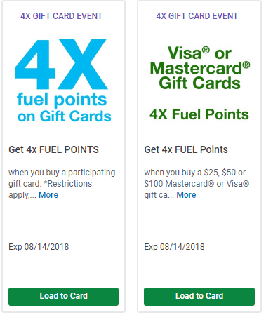 Kroger 4x Fuel Points Passionate Penny Pincher