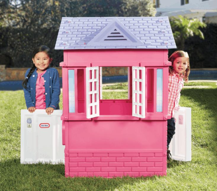 Little Tikes Princess Cottage Playhouse 78 98 Regularly 129 99